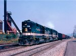 Southern Railway GP50 #7019 leads a New Orleans bound manifest
